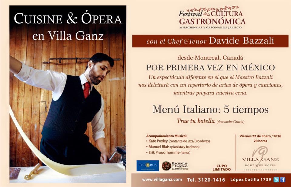 Cuisine opera en villa ganz el diario de un trag n for Kit cuisine moleculaire cultura