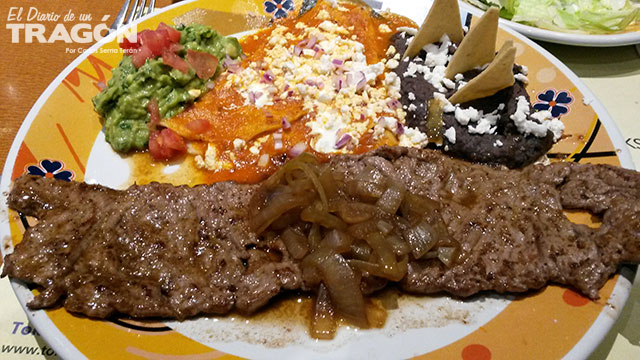 Que me encadenen el diario de un trag n for Ahora mexican cuisine
